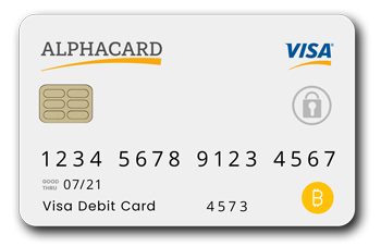 Bitcoin Debit Card, Anonymous Debit card